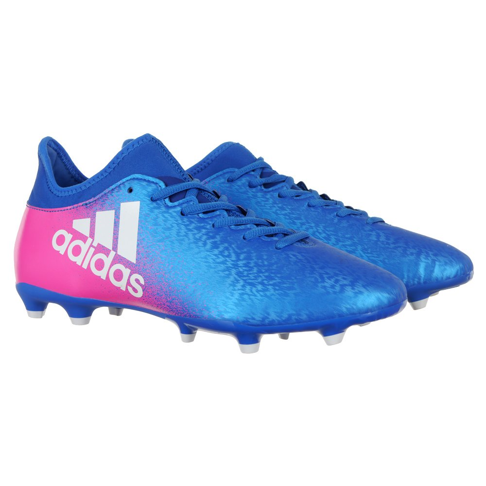 finest selection 8ea2b 88d98 Men s adidas X 16.3 FG Firm Ground Boots FG Football Moulded Studs Cleats  Shoes
