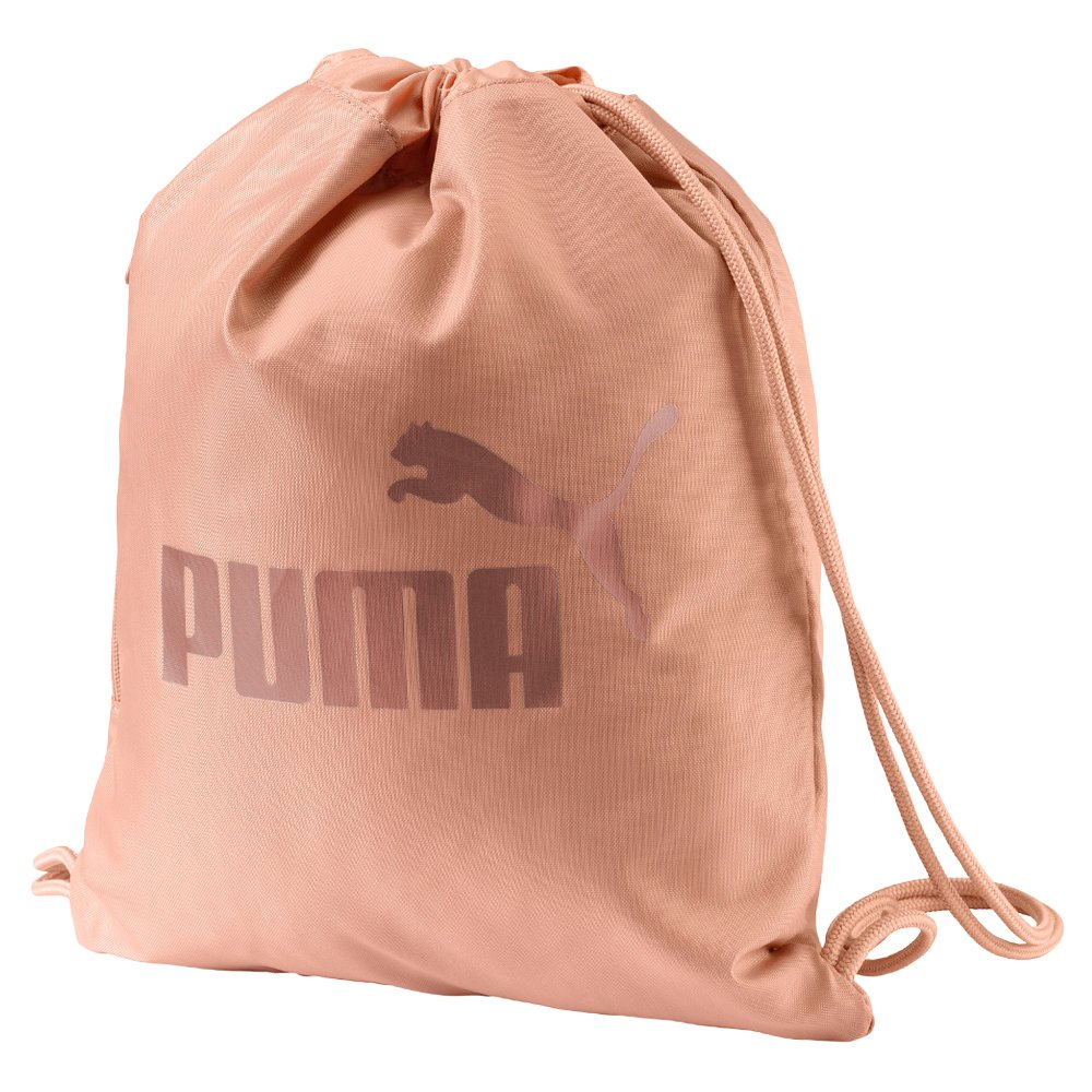 f350d997679 Details about Puma Classic Cat Gym Sack Training Backpack Drawstring  Shoesack