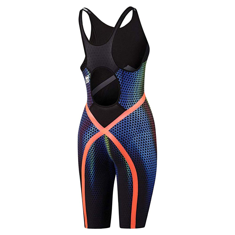Details about Adidas Adizero XVI Freestyle Open Back Kneesuit Race Swimsuit FINA approved