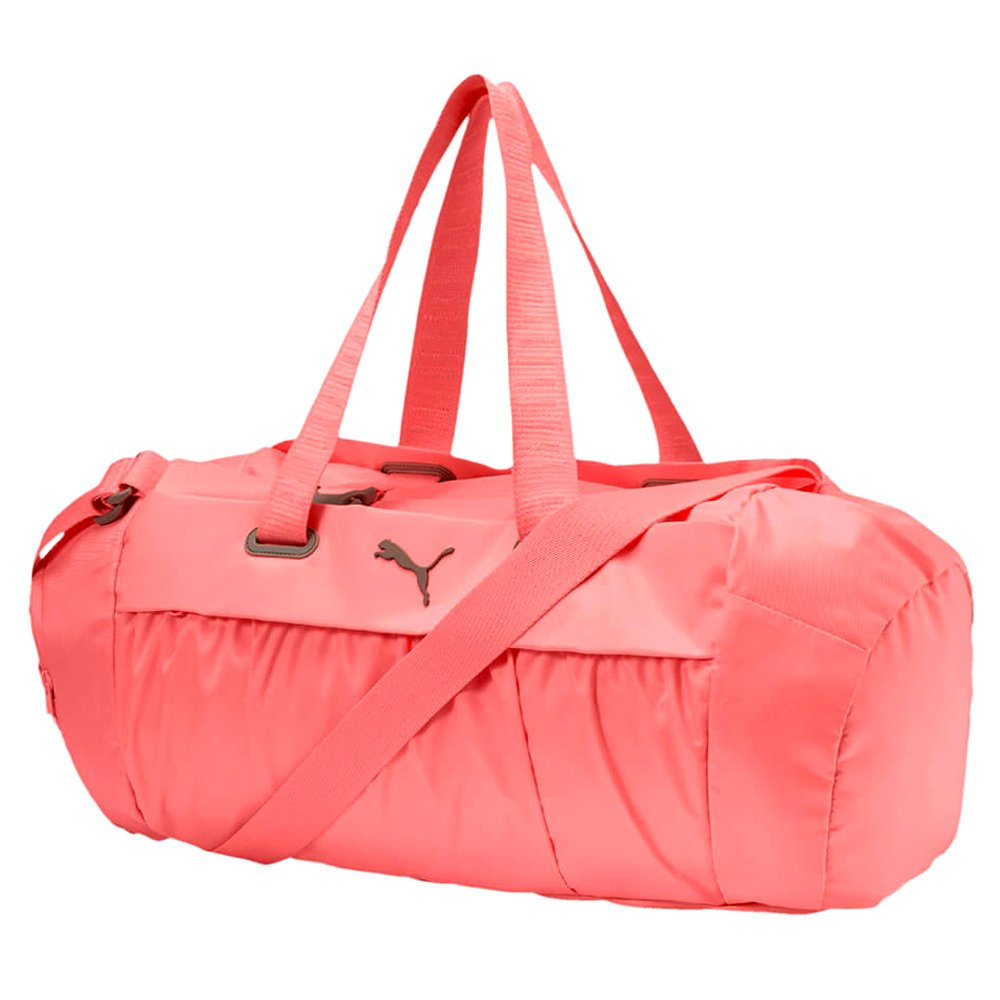 c6410708ffcb99 Women's Puma Active Training Sports Duffle Bag Fitness Training Shoulder