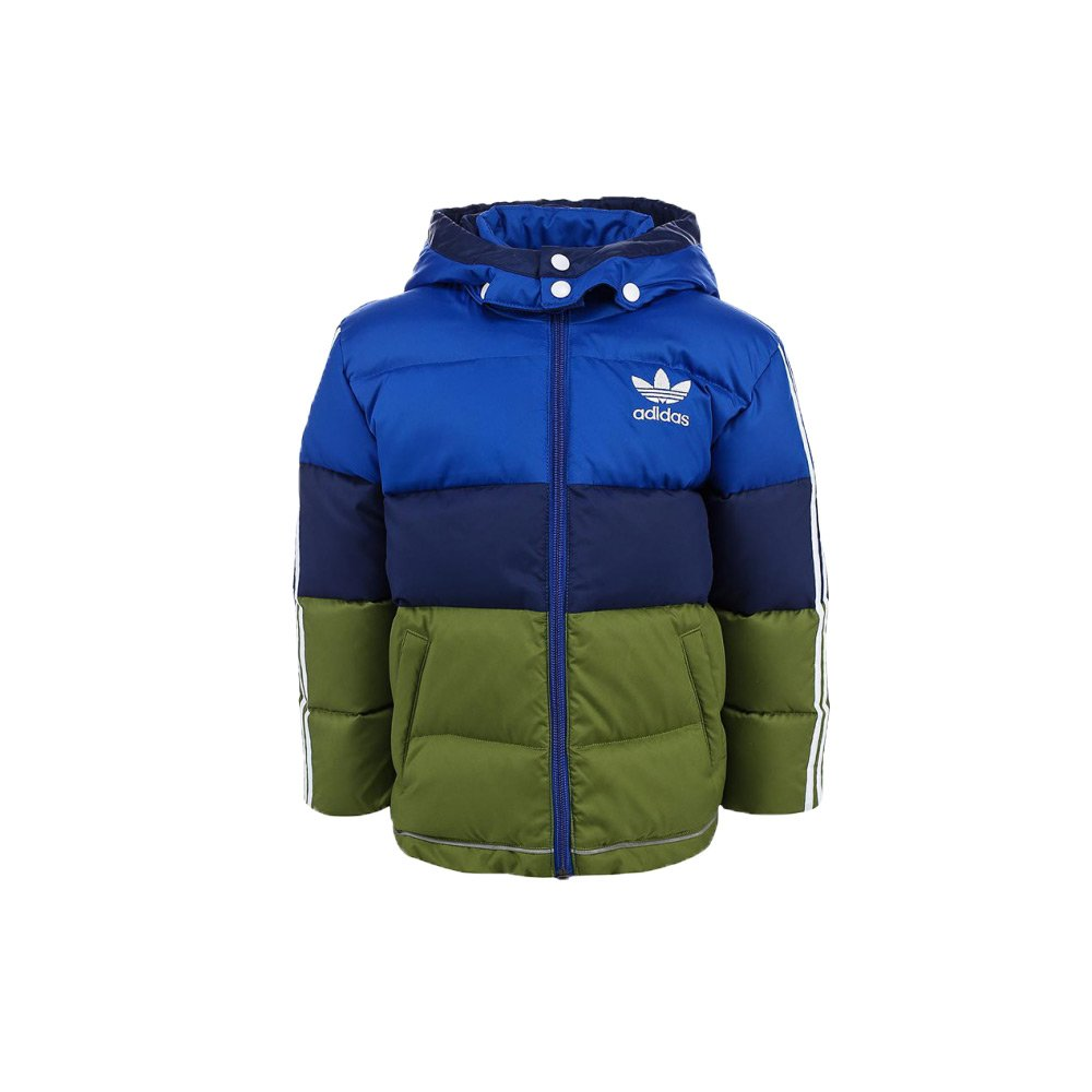 bdd4d2e1c Details about adidas I Down Jacket Baby Toddlers Boy's Warm Winter Down  Padded Jacket