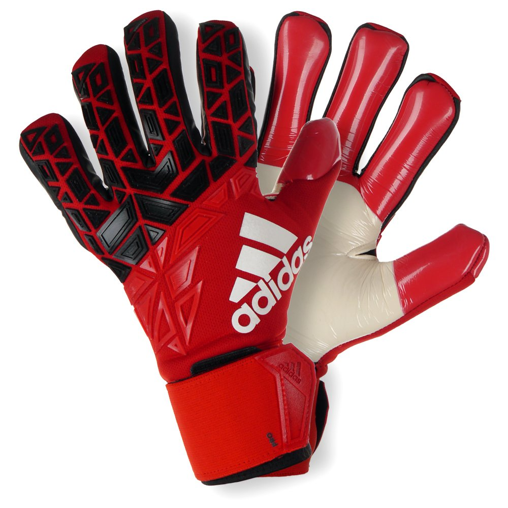 Details about adidas Ace Trans Professional Negative Cut Match Goalkeeper  Gloves Red f4796f6c16e1